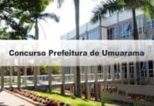 Concurso Prefeitura de Umuarama
