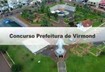 Concurso Prefeitura de Virmond PR_