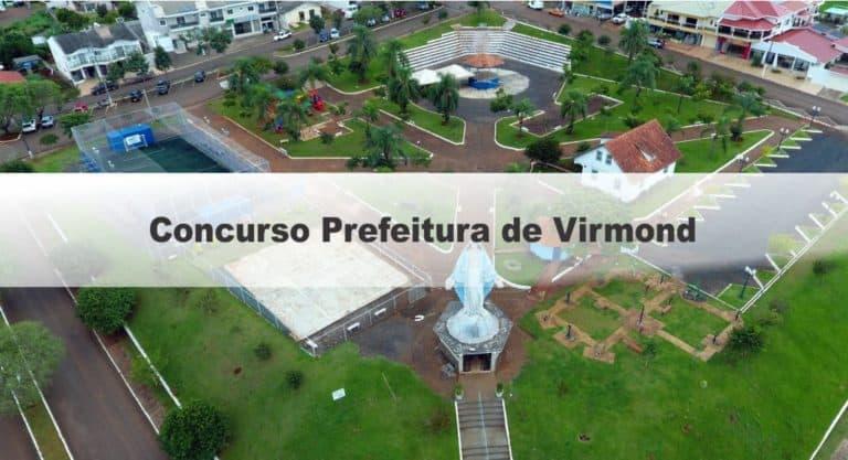 Concurso Prefeitura de Virmond PR: Certame anulado