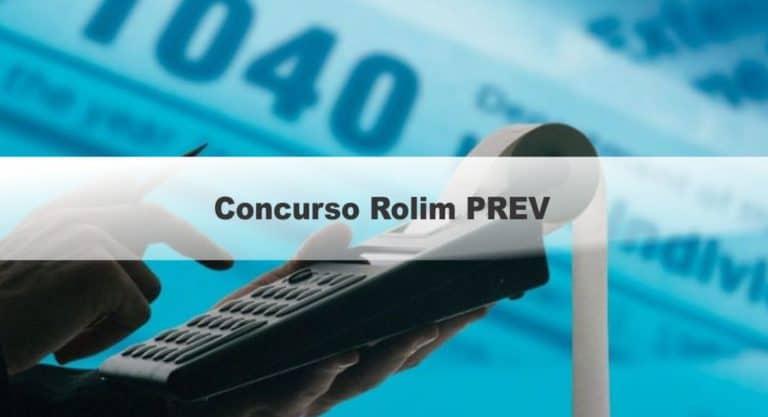 Concurso Rolim PREV: Inscrições Encerradas