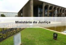Edital Ministério da Justiça
