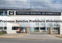 Processo Seletivo Prefeitura Divinópolis MG