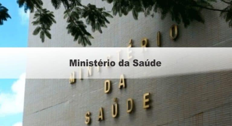 Seleção Ministério da Saúde: Inscrições encerradas