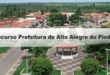 Concurso Prefeitura de Alto Alegre do Pindaré