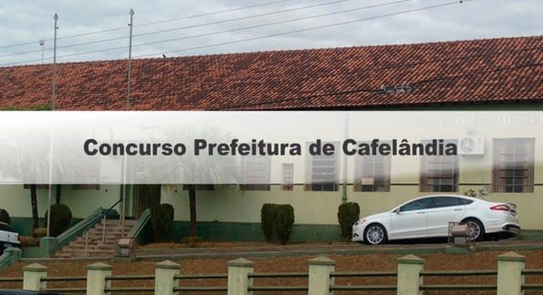 Concurso Prefeitura de Cafelândia SP: Provas suspensas