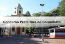 Concurso Prefeitura de Corumbataí SP