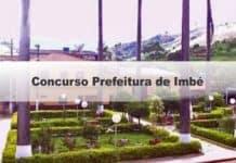 Concurso Prefeitura de Imbé MG