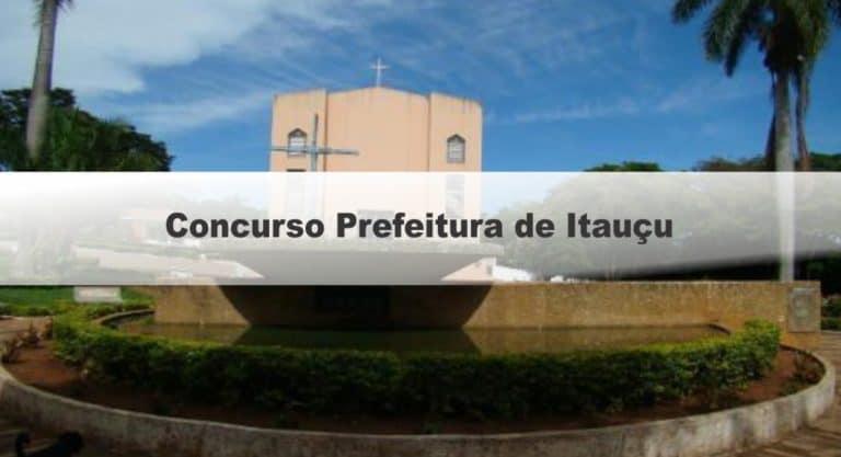 Concurso Prefeitura de Itauçu GO: Provas em Setembro