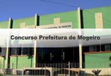 Concurso Prefeitura de Mogeiro