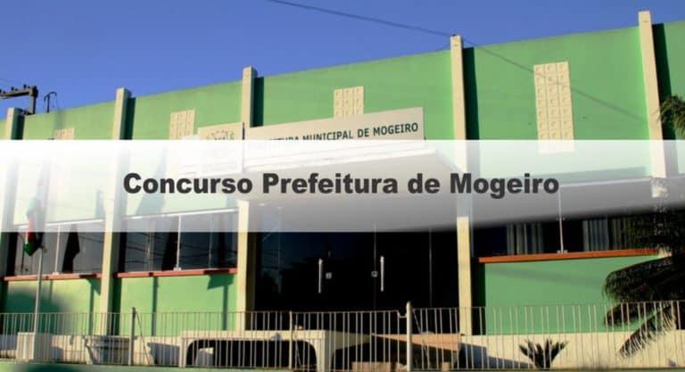 Concurso Prefeitura de Mogeiro PB: Inscrições  Abertas