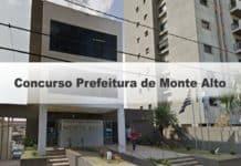 Concurso Prefeitura de Monte Alto SP