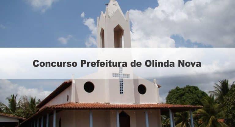 Concurso Prefeitura de Olinda Nova do Maranhão: Inscrições encerradas