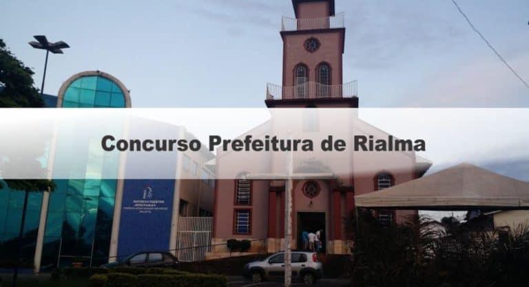 Concurso Prefeitura de Rialma GO: Suspenso!