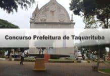 Concurso Prefeitura de Taquarituba