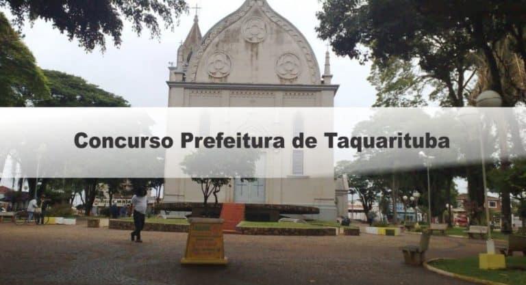 Concurso Prefeitura de Taquarituba SP: Divulgado gabarito preliminar