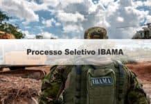 Processo Seletivo IBAMA 2020