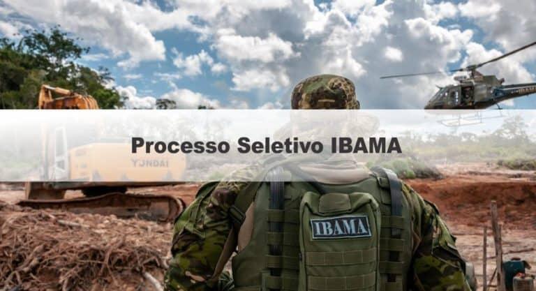Processo Seletivo IBAMA 2020: Inscrições Encerradas