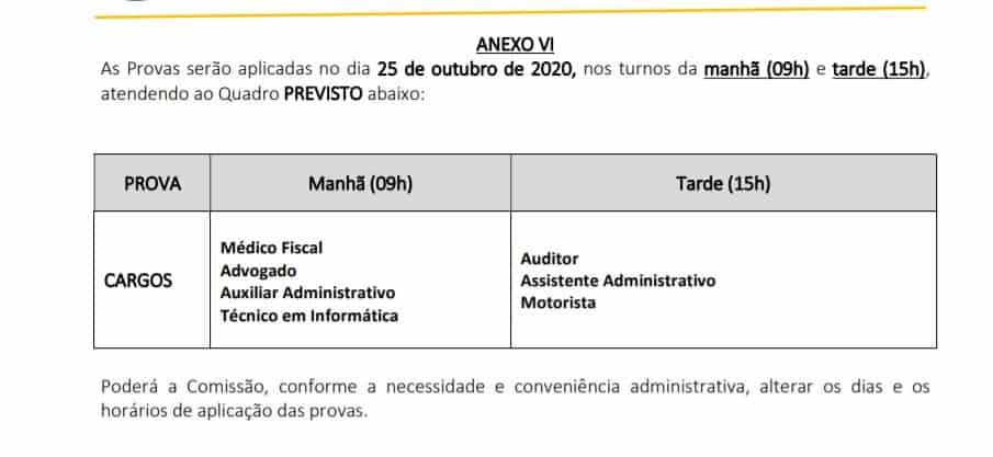 uifd - Concurso CRM MT 2020: Inscrições PRORROGAS com 10 vagas imediatas