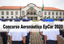 Concurso Aeronáutica EpCar 2020