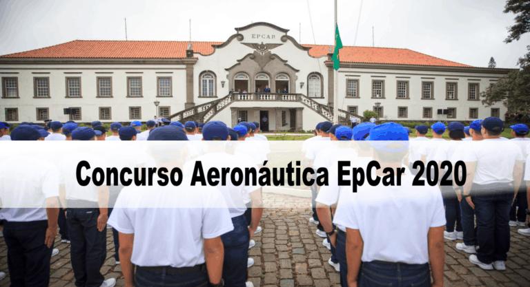 Concurso Aeronáutica EpCar 2020: Inscrições encerradas