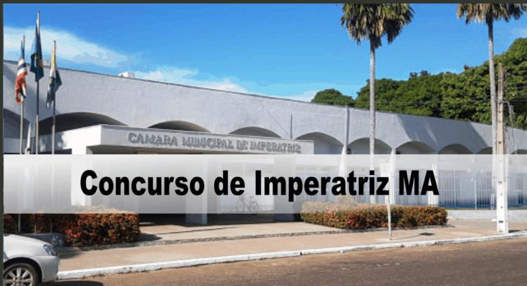 Concurso Câmara Municipal de Imperatriz MA: Suspenso!