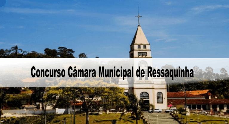 Concurso Câmara Municipal de Ressaquinha – MG