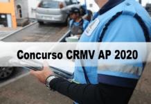 Concurso CRMV AP 2020