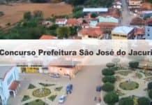 Concurso Prefeitura São José do Jacuri MG