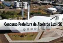 Concurso Prefeitura de Abelardo Luz - SC