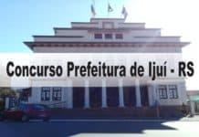 Concurso Prefeitura de Ijuí - RS