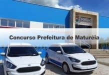 Concurso Prefeitura de Maturéia