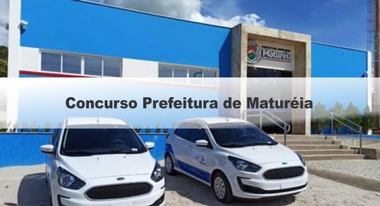 Concurso Prefeitura de Maturéia PB