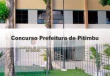 Concurso Prefeitura de Pitimbu