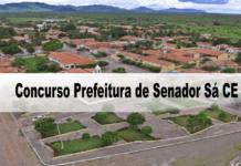 Concurso Prefeitura de Senador Sá CE