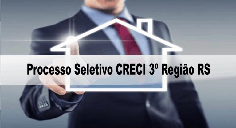 Processo Seletivo CRECI 3º Região RS 2020: Provas adiadas