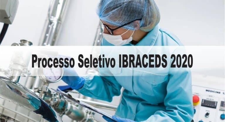 Processo Seletivo IBRACEDS 2020: Inscrições encerradas