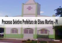 Processo Seletivo Prefeitura de Eliseu Martins - PI