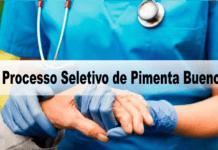 Processo Seletivo Prefeitura de Pimenta Bueno RO