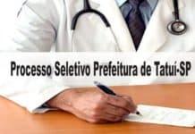 Processo Seletivo Prefeitura de Tatuí-SP