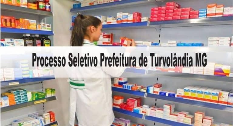 Processo Seletivo Prefeitura de Turvolândia MG 2020: Inscrições abertas!
