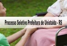 Processo Seletivo Prefeitura de Unistalda - RS