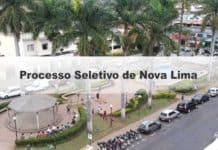 Processo Seletivo de Nova Lima MG
