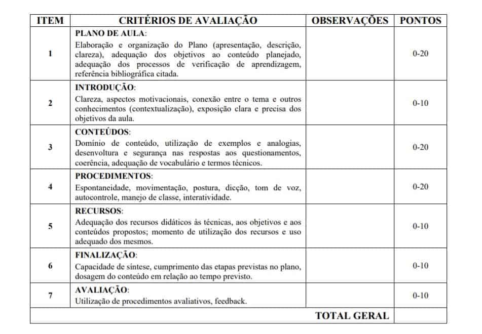 provas. - Processo Seletivo IF Goiano 2020: Inscrições encerradas