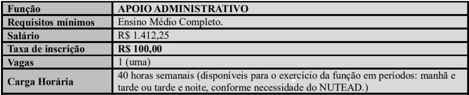 66 - Processo Seletivo Universidade Estadual UEPG PR: Inscrições encerradas