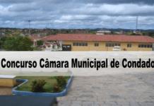 Concurso Câmara Municipal de Condado