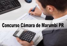 Concurso Câmara de Marumbi PR