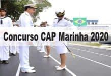 Concurso CAP Marinha 2020