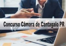 Concurso Câmara de Cantagalo PR