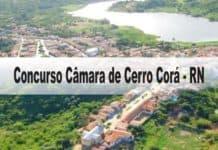Concurso Câmara de Cerro Corá - RN