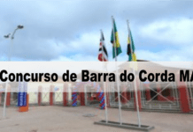 Concurso GCM de Barra do Corda MA
